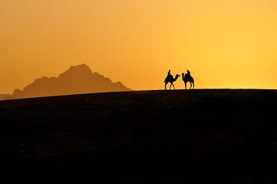 Tarek El Morr - Jordan Wadi Rum